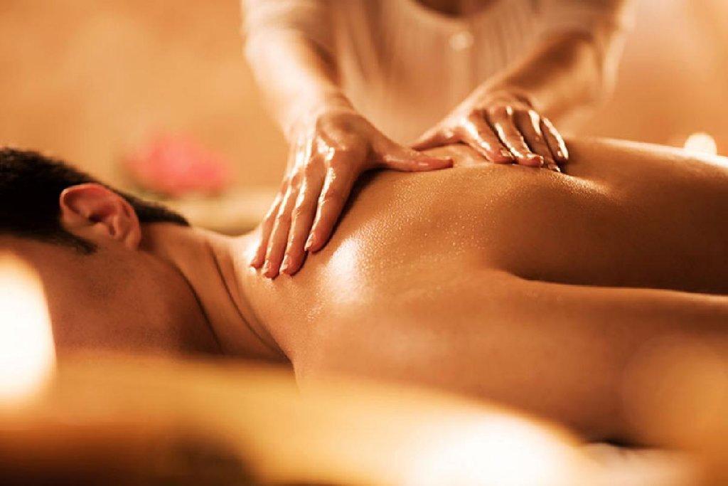 Классический эротический массаж